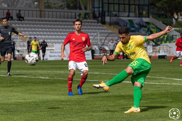 Tiago Dantas tem contrato com o SL Benfica até 2024