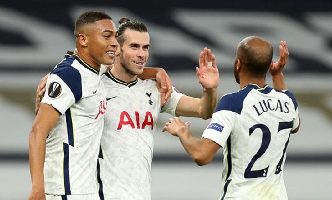 O Tottenham Hotspur de José Mourinho entraram em grande na Liga Europa com uma vitória bastante convicente perante um adversário dificil.