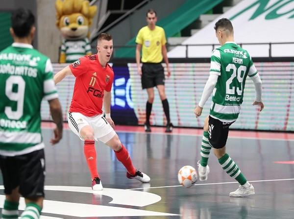 Sporting CP SL Benfica Futsal