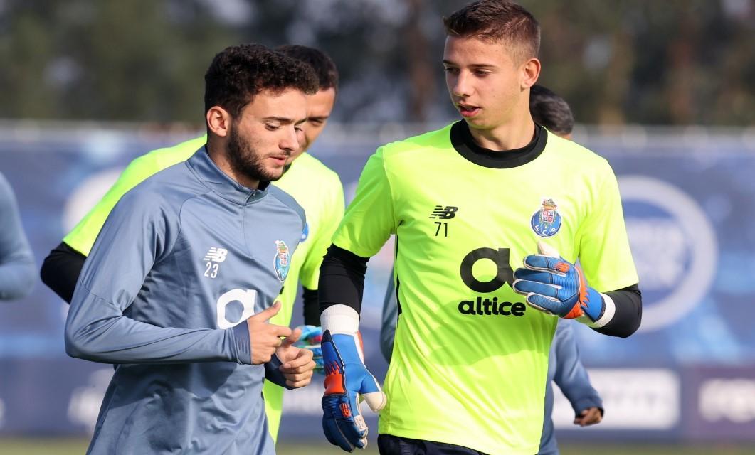 João Mário era um jovem jogador que cumpria o sonho de ascender da equipa B do FC Porto para o plantel principal liderado por Conceição.