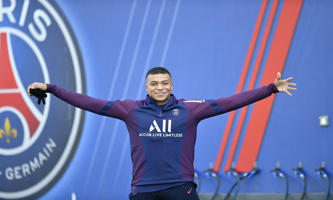 Mbappe Liga Francesa