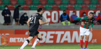 SL Benfica CS Marítimo.