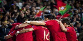 seleção Portugal Euro