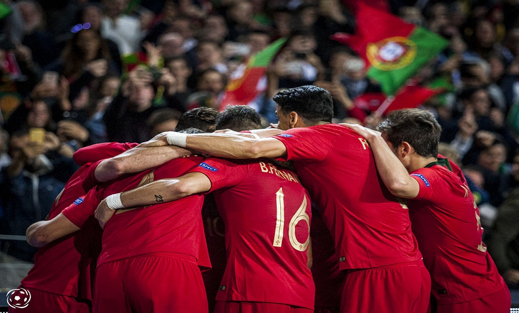 seleção Portugal