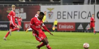 Filipe Cruz tem 18 anos, é lateral direito e capitão da equipa sub-23 do SL Benfica e um dos destaques da Liga Revelação 2020/2021.