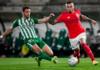 Everton Cebolinha conta com um golo e cinco assistências em 11 jogos pelo SL Benfica, mas vai estando uns furos abaixo do seu potencial.