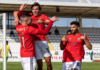 A equipa B do SL Benfica já leva seis derrotas consecutivas, encontrando-se na penúltima posição da tabela classificativa da Segunda Liga.