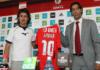 Rui Costa passou a desempenhar o cargo de vice-presidente do SL Benfica após a vitória de Luís Filipe Vieira nas últimas eleições do clube.