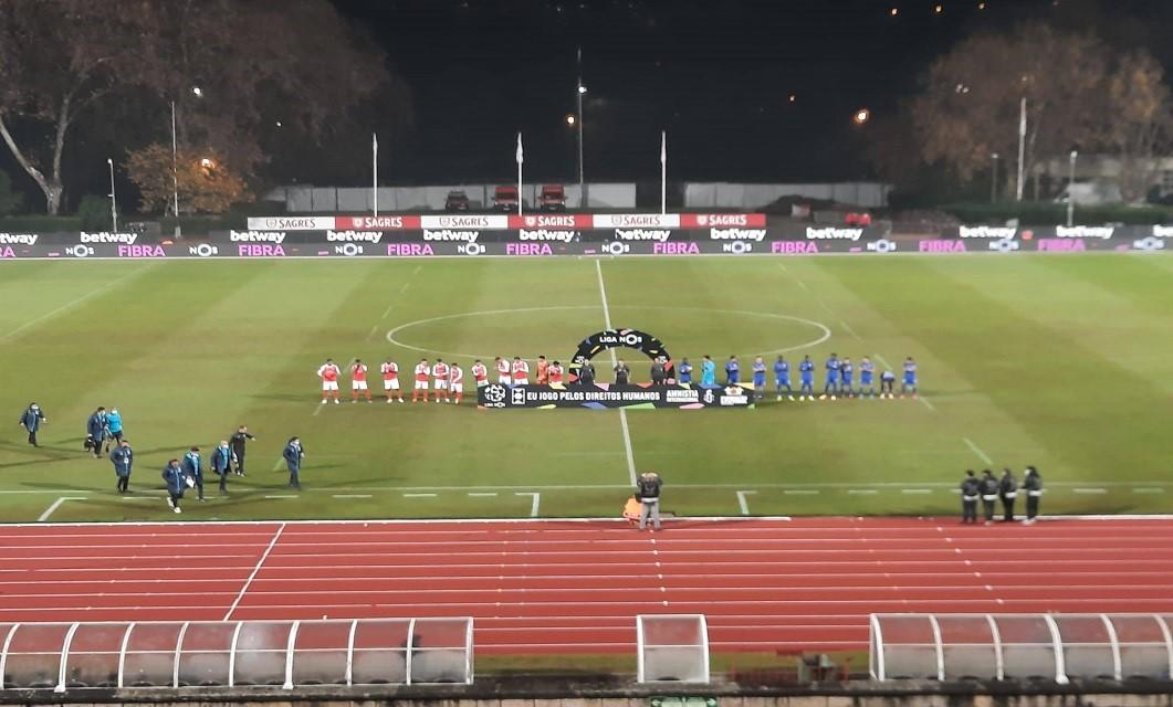 Belenenses SAD x SC Braga