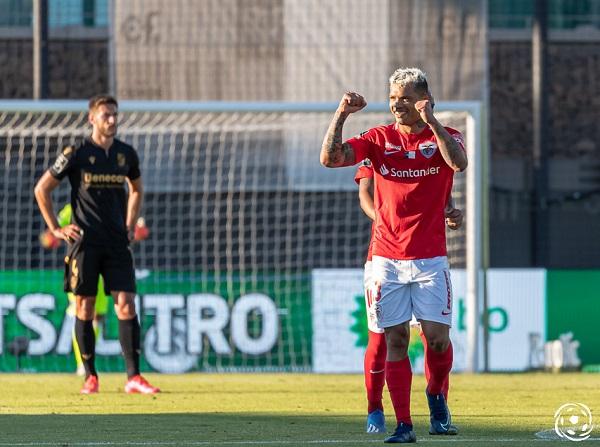 Carlos Júnior é a ameaça maior para o SL Benfica