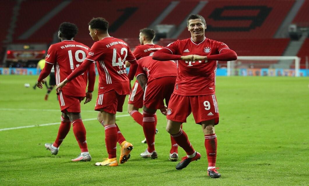 Bayer Leverkusen Bayern