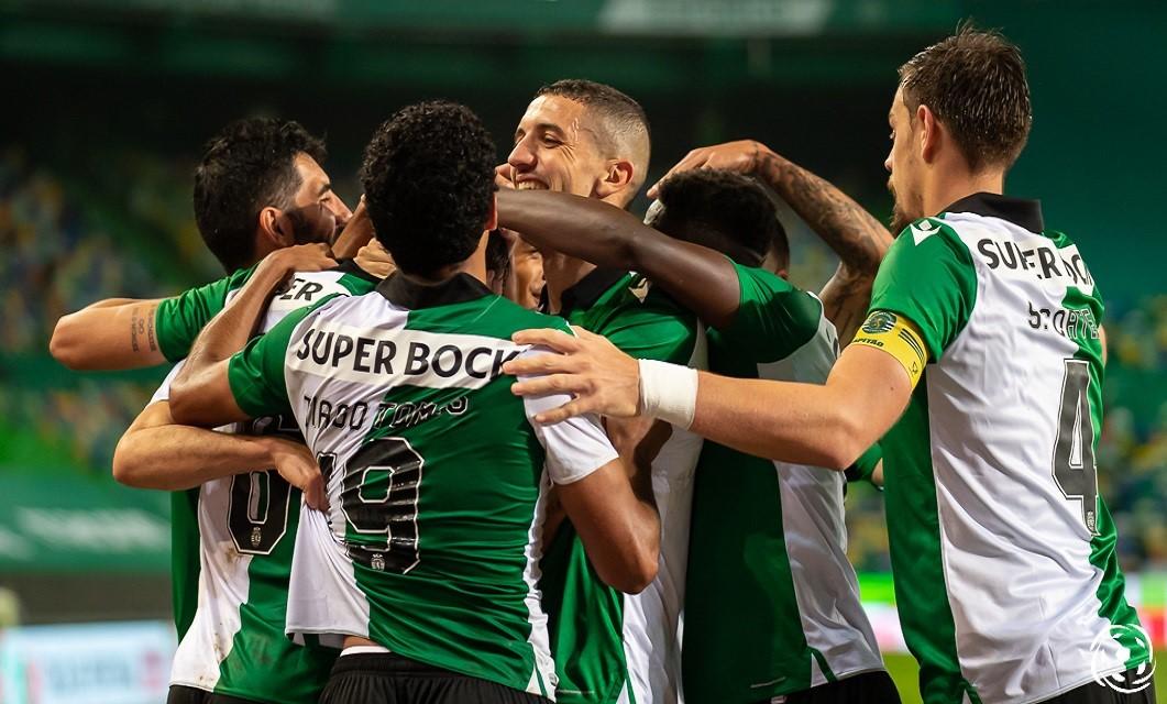 Sporting CP x FC Paços de Ferreira