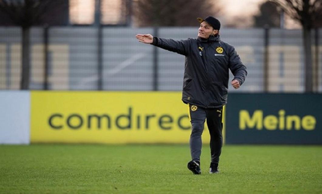 Terzic Dortmund