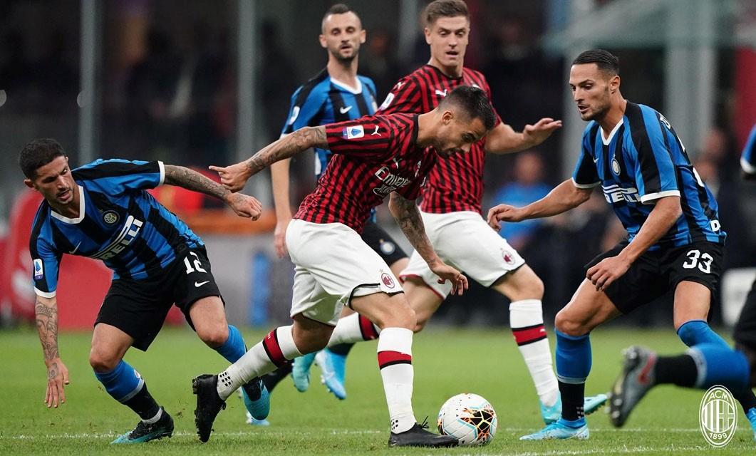 AC Milan x FC Internazionale Milano