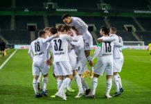 Borussia VfL Monchengladbach 4-2 BVB Dortmund