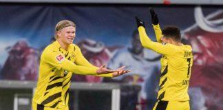 Dortmund x Leipzig
