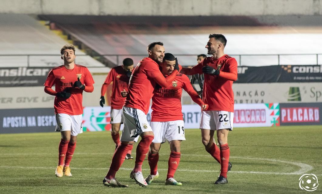 CF Estrela SL Benfica