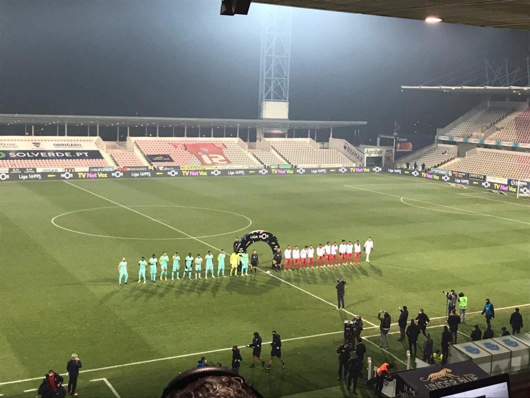Gil Vicente FC X CS Marítimo