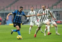 Internazionale x Juventus