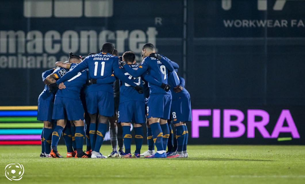 """A segunda parte começa com um FC Porto por cima, com várias oportunidades de golo com Defendi a parar todas as bolas """"com celo de golo""""."""