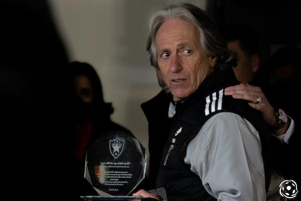 Jorge Jesus SL Benfica