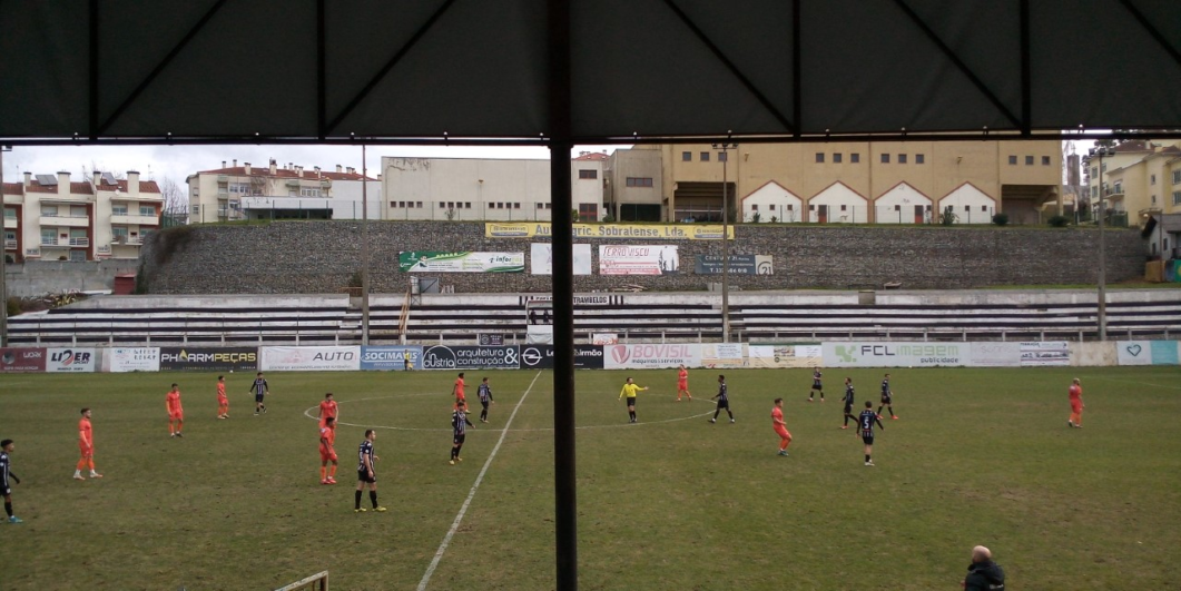 Lusitano Vildemoinhos 2–0 SC Espinho