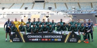 SE Palmeiras x Santos FC