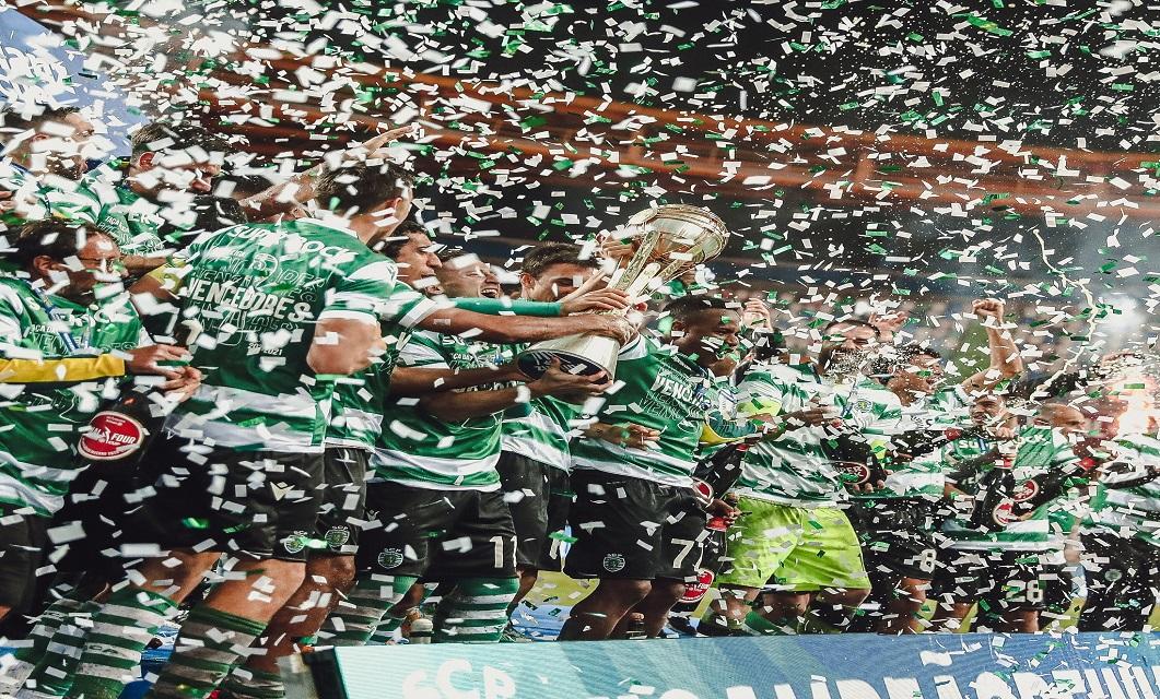 Sporting CP vence Braga