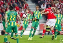 SL Benfica e CD Tondela defrontam-se esta sexta feira, pelas 19h, no Estádio da Luz, em jogo a contar para a 13ª jornada da Primeira Liga.