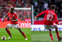 Florentino Luís e Gedson Fernandes podem estar de regresso a casa, pois os dois jogadores têm sido pouco utilizados nas respectivas equipas