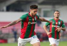 Rodrigo Pinho figura na Taça de Portugak