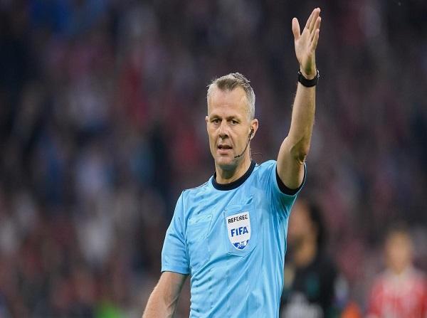 O SL Benfica nunca ganhou um jogo arbitrado por Bjorn Kuipers