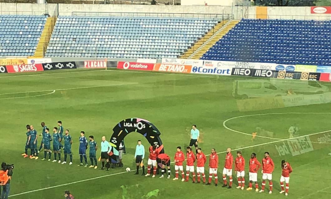 CD Santa Clara x SC Braga