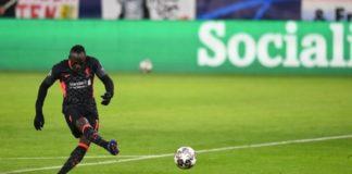 RB Leipzig x Liverpool FC