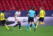 Sevilha FC x BVB Dortmund