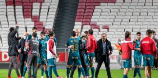 Carlos Carvalhal SC Braga jogadores