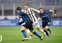 FC Internazionale Milano 1-2 Juventus FC