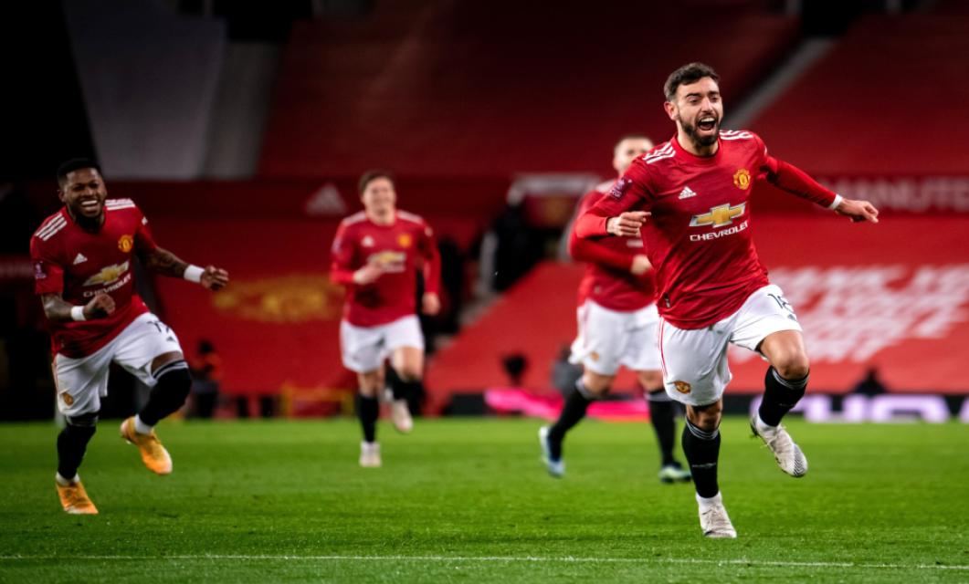 Portugueses Manchester United FC