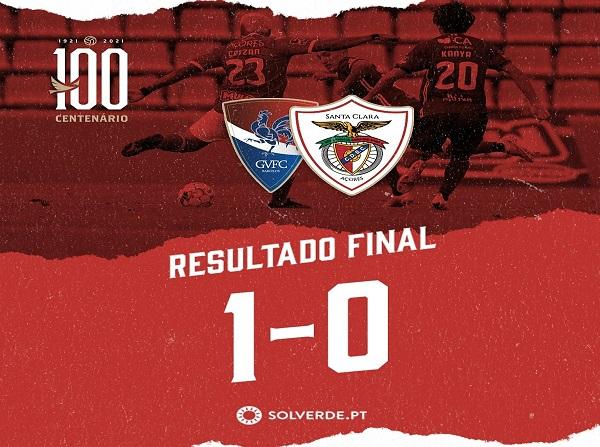 Gil Vicente FC x CD Santa Clara