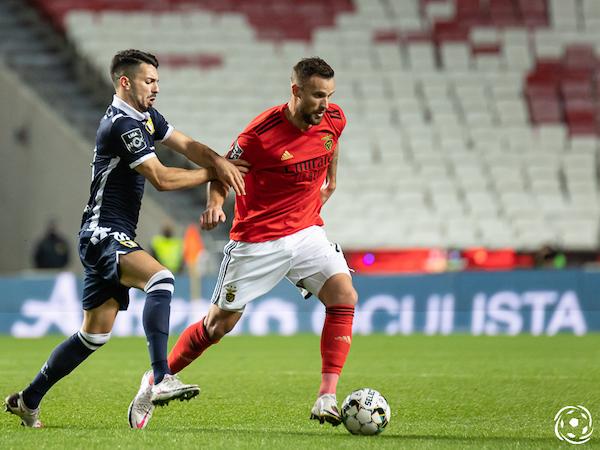 Seferovic é o principal marcador do SL Benfica