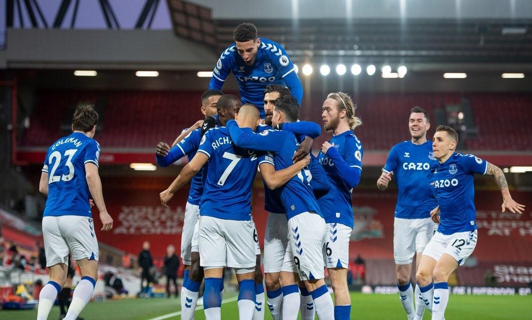 Everton FC x Liverpool FC
