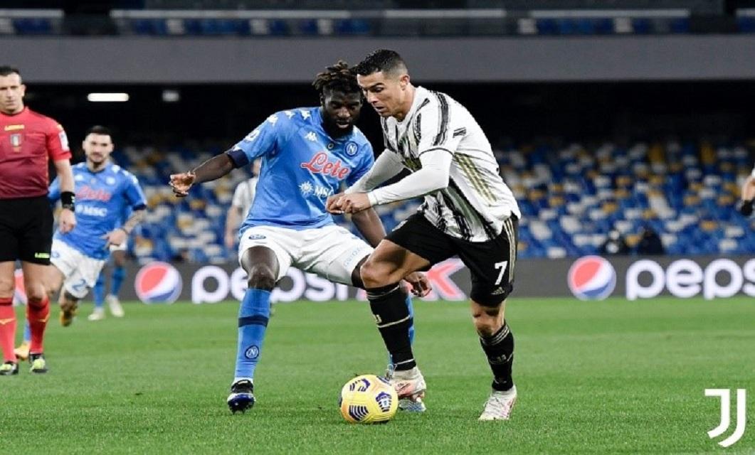 SSC Napoli x Juventus FC