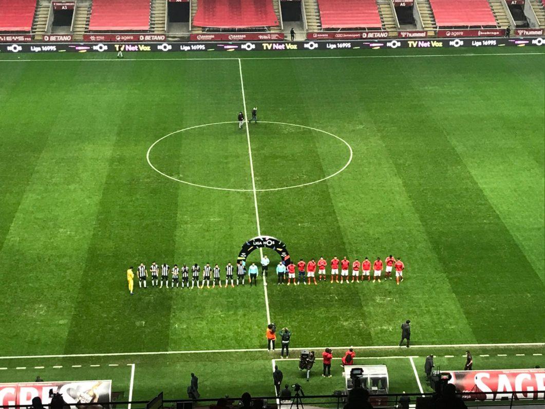 SC Braga x Portimonense SC