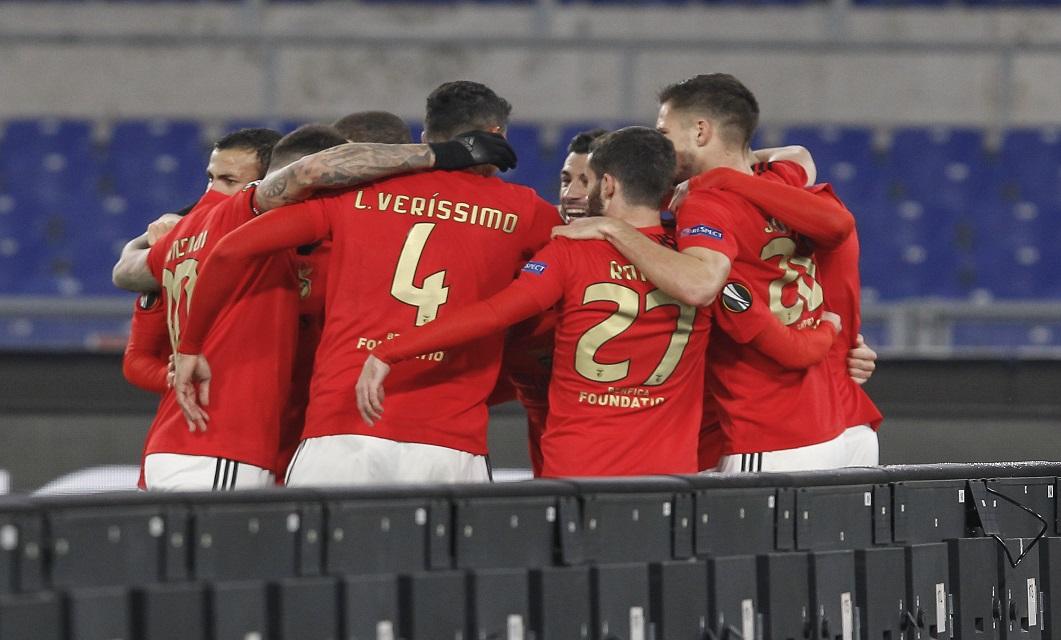 SL Benfica defronta Arsenal FC