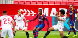 Sevilha FC x FC Barcelona