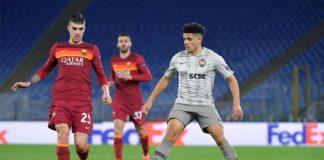 AS Roma FC Shakhtar Donetsk