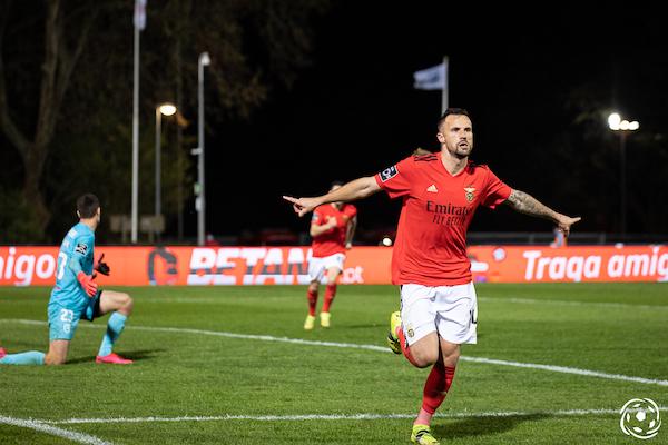Seferovic é o melhor marcador do SL Benfica na Primeira Liga