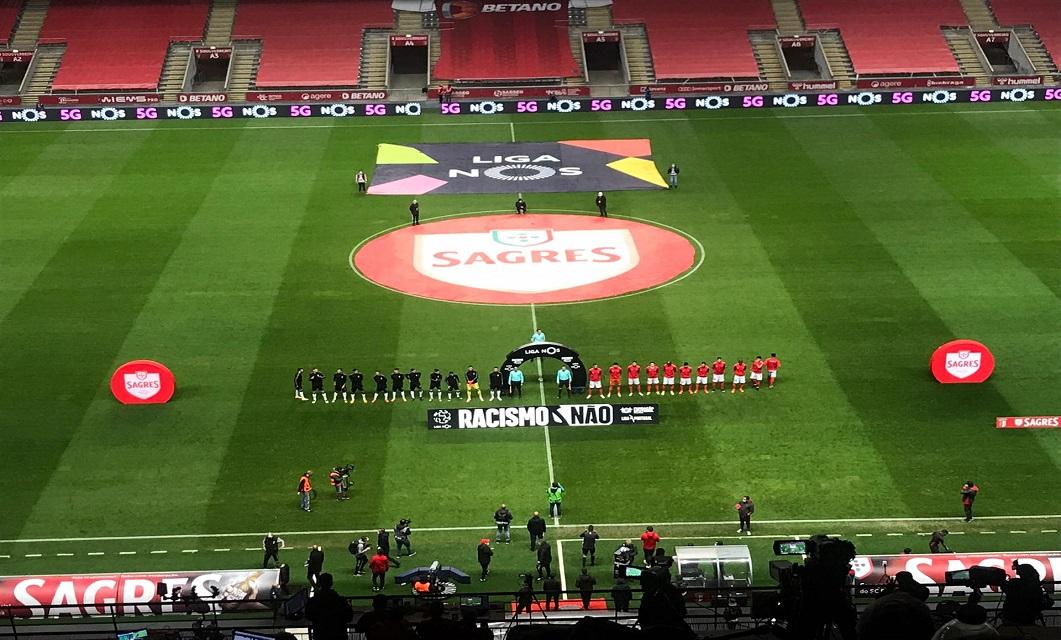 SL Benfica derrotou o SC Braga por 2-0.