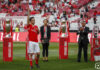 Jonas despedi-se do SL Benfica em 2019