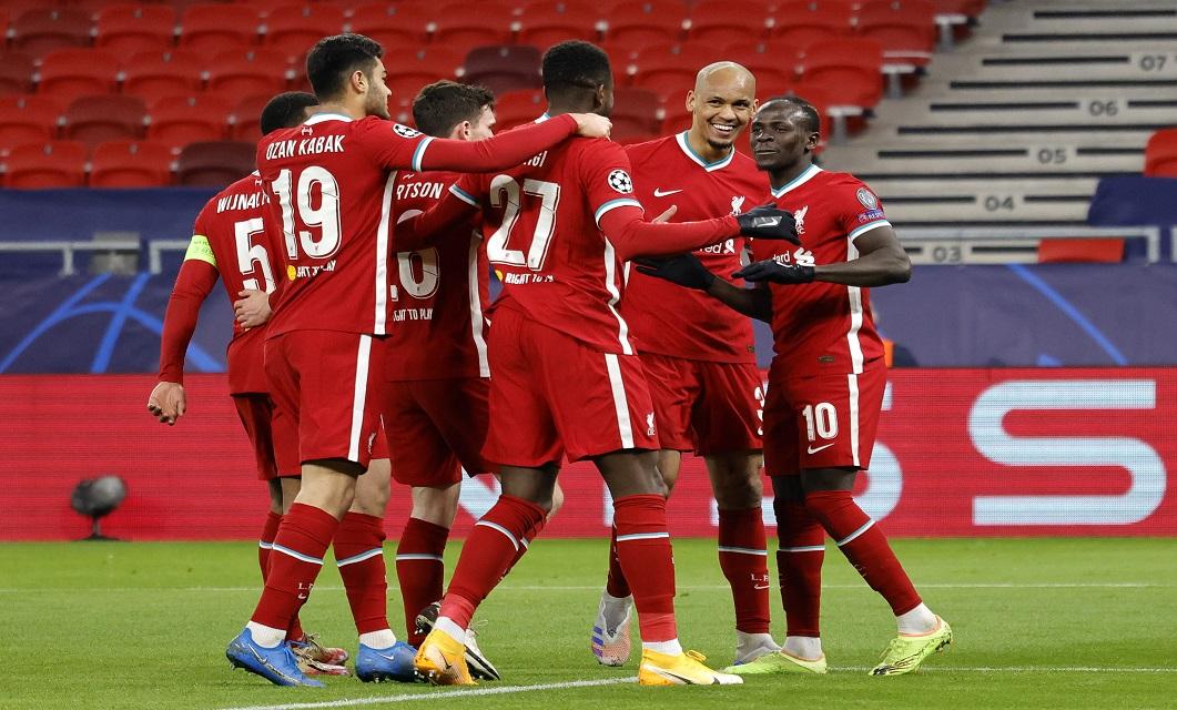 Liverpool FC x RB Leipzig